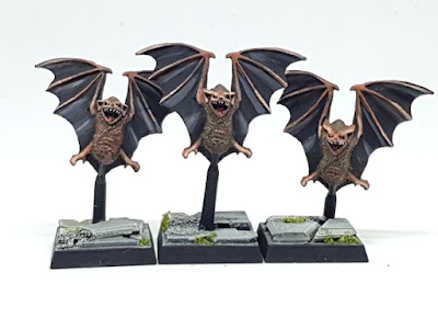 Warhammer Quest Bats