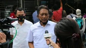 Napi Bandar narkoba WN China kabur dari Lapas Tangerang