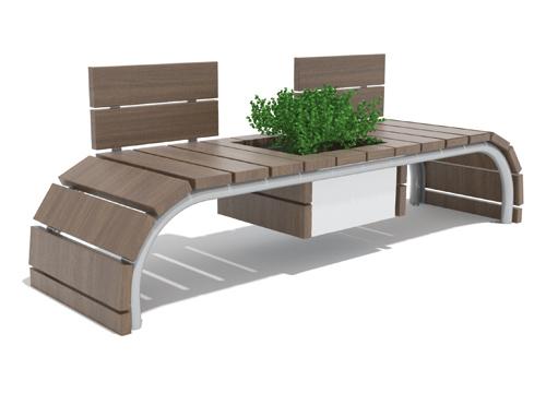 Apuntes revista digital de arquitectura espacios for Ejemplos de mobiliario urbano