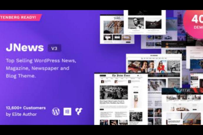 Download JNews v9.0.5 WordPress Theme