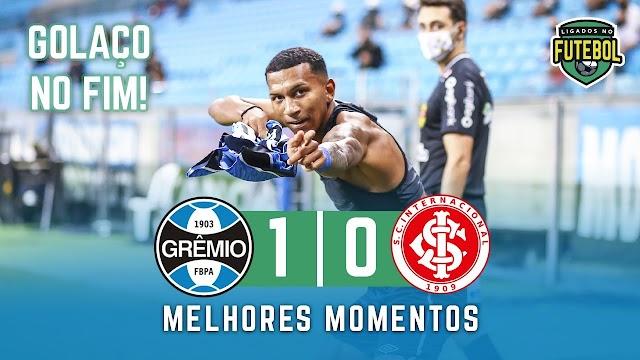 Grêmio 1 x 0 Internacional | Melhores Momentos | Campeonato Gaúcho 03/04/2021