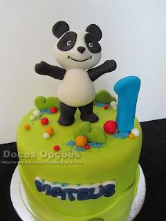 bolo parabens panda bragança