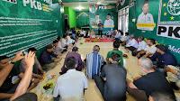 Kunjungan Ke Aceh Utara, HRD Silaturrahmi Dengan Para Ketua DPAC PKB