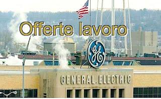 adessolavoro.com - General Electric assume