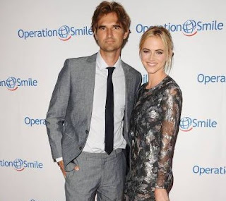 Blake Anderson Hanley with his ex-spouse Emily Wickersham