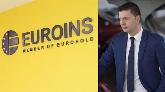 Ανάπτυξη μέσω εξαγορών για την Euroins και τον Κωνσταντίνο Μάκαρη!