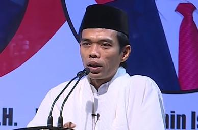 Contoh Kalimat Salam Pembuka atau Mukaddimah Ceramah Ustadz Abdul Somad, Lc. MA