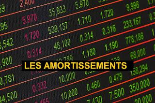 دراسة الاهتلاكات وكيفية حسابها في النظام المحاسبي المالي les amortissements
