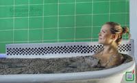 Газогрязьові ванни