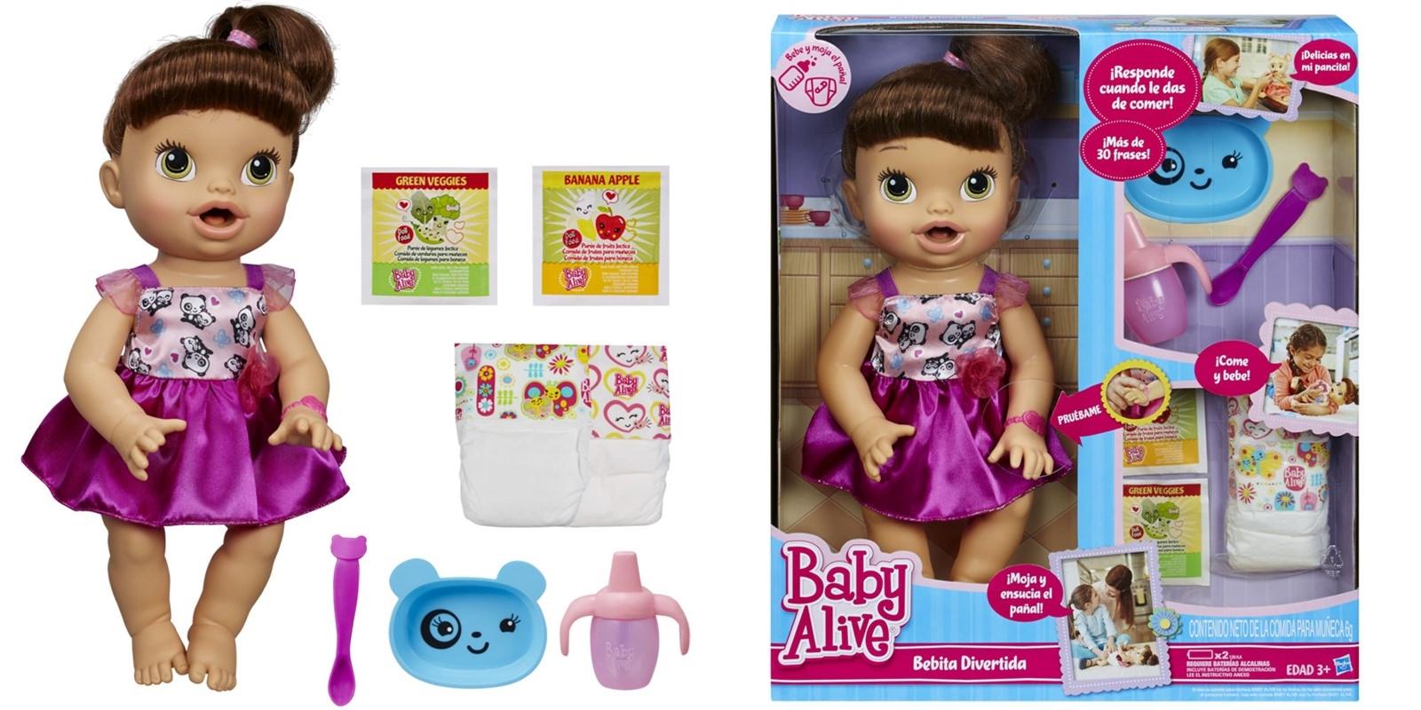 2af9fc3865 Canal da Lulu  Todas as baby alives que existem