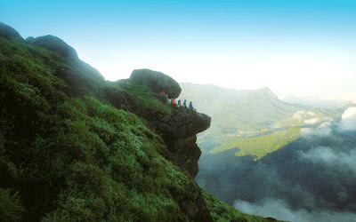 The Velliangiri mountains has a lord Shiva's temple on it known as velliangiri temple.
