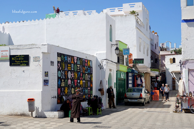 Asilah Morocco Travel Guide Blog