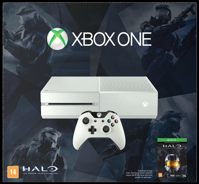 SORTEIO DO DIA - GANHE Um Xbox One ou Halo master Chief Collection!