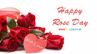 Rose day photo for Facebook