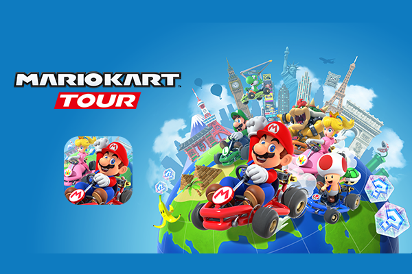 Nintendo launches Mario Kart Tour for Android and iOS