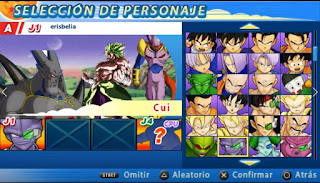 NUEVA ISO DBZ TTT MOD MENU PERMANENTE [FOR ANDROID Y PC PPSSPP]+DOWNLOAD/2020