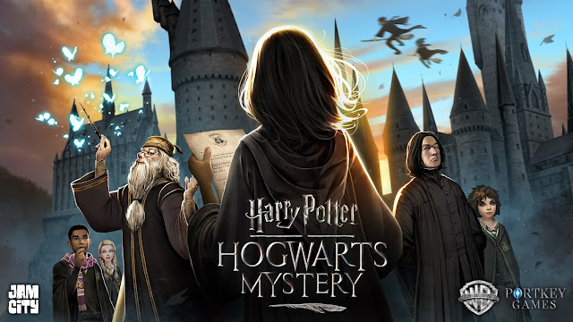 ANDROID Harry Potter Hogwarts Mystery APK MOD