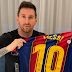 Barcelona star Lionel Messi becomes a free agent