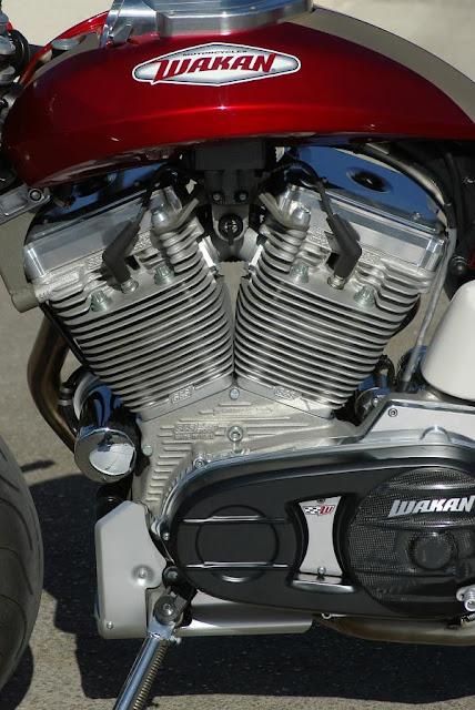 Wakan Avinton Engine Motor