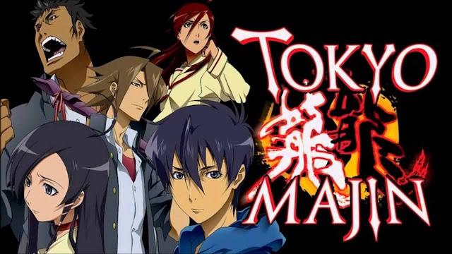 Tokyo Majin Gakuen Kenpucho: Tou Subtitle Indonesia Batch
