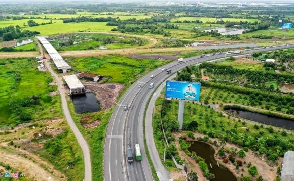 Cao tốc Trung Lương – Mỹ Thuận sau 10 năm khởi công 7