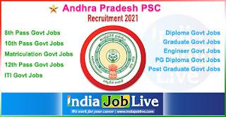 andhra-pradesh-psc-recruitment-appsc-indiajoblive.com