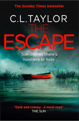 Book Review: The Escape by C. L. Taylor | Hollie In Wanderlust