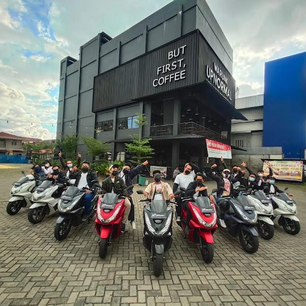 MC Kota Pontianak Ngebuburide Pakai Honda PCX160