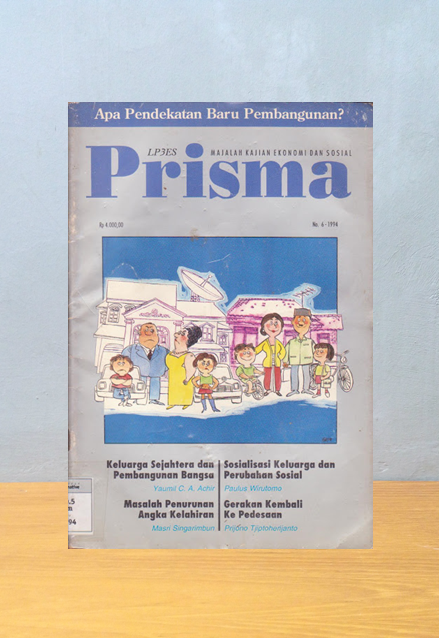 Majalah Prisma: Menuju Keluarga Sejahtera Indonesia