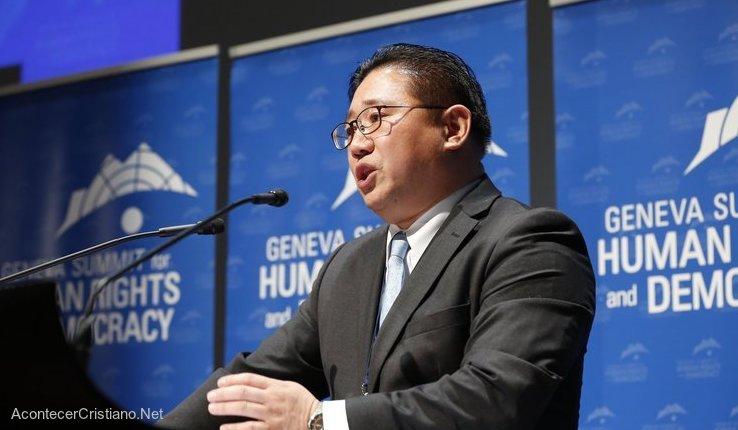 Pastor coreano Kenneth Bae