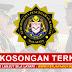 Suruhanjaya Pencegahan Rasuah Malaysia (SPRM) Buka Pengambilan Kekosongan Jawatan Terkini ~ Tarikh Tutup 25 Julai 2021