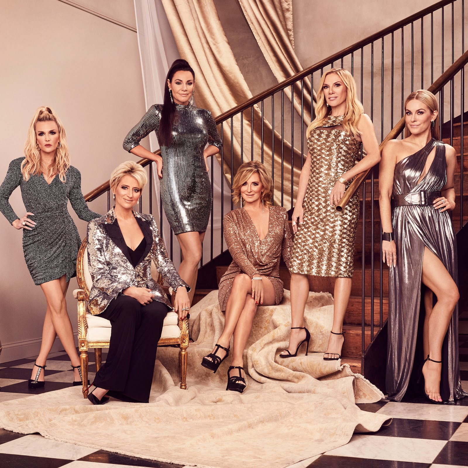 Watch The Real Housewives of New York City - Season 8