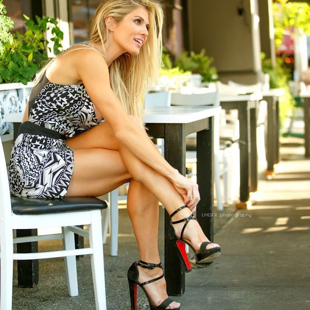 Torrie Wilson 2017 Photo shoot