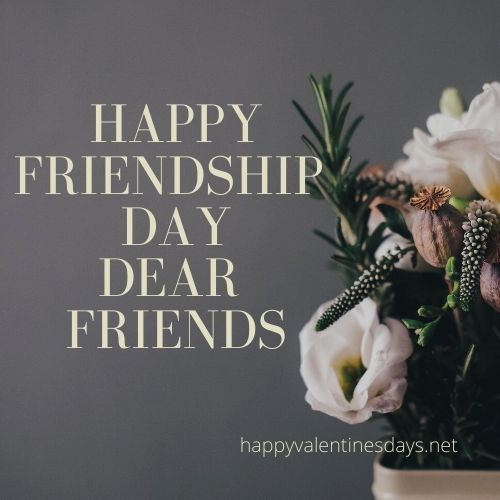 Happy Friendship day 2020 Images FREE Download