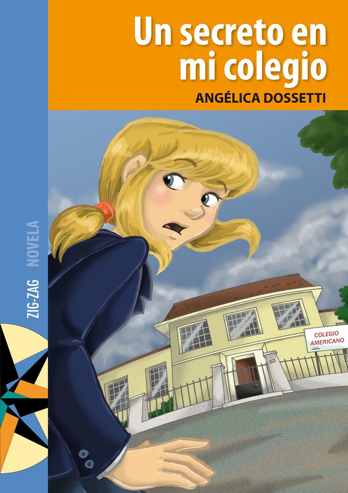 Novela: Un secreto en mi colegio