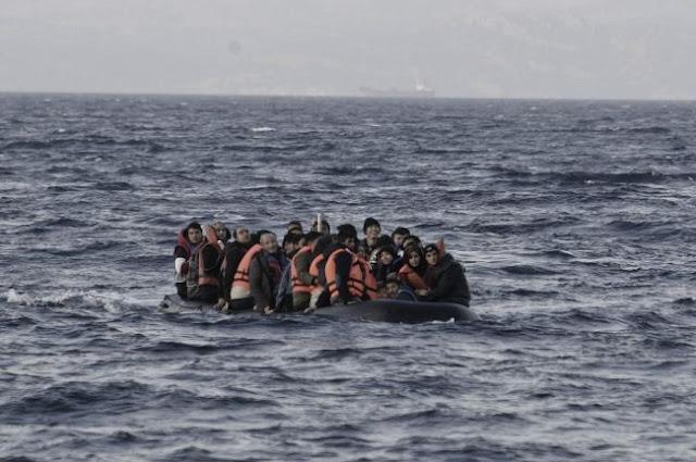 Αυξάνονται οι ροές μεταναστών - Ανησυχίες στην Ευρώπη