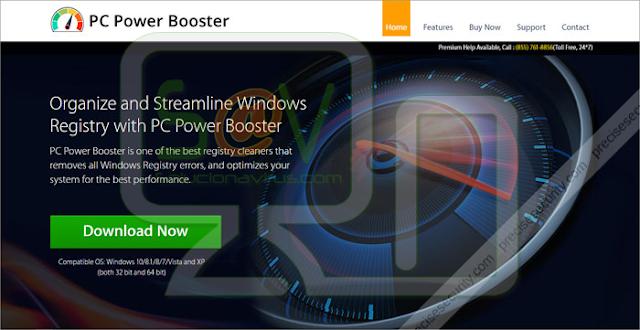 PC Power Booster (Falso optimizador)