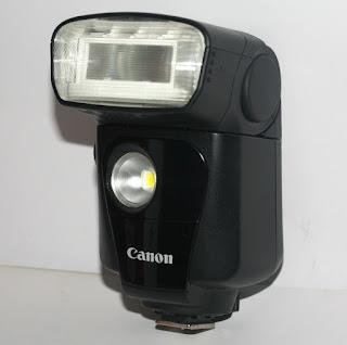 Flash External Canon 320EX ( Fullset ) Di Malang
