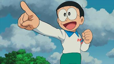 Doraemon, Nobita