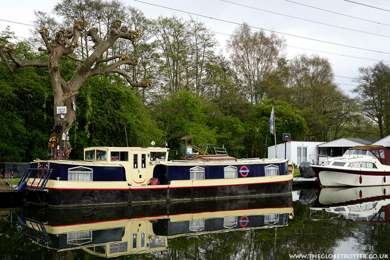 Boats on River Lee