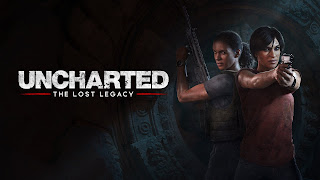 Uncharted The Lost Legacy Cover Art