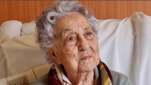 В Іспанії від коронавірусу вилікувалася найстаріша жінка у віці 113 років