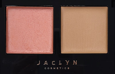 Review: Jaclyn Cosmetics Bronze & Blushing Duo