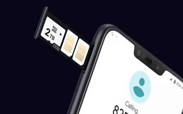 ASUS Zenfone Max M2 triple-slot