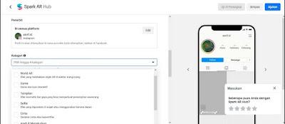 Cara Upload Filter Instagram dan Facebook