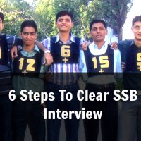 6 Steps To Clear SSB Interview