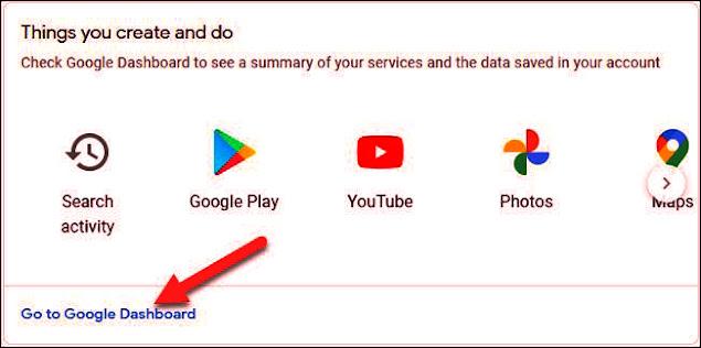 كيفية معرفة البيانات التي لدى Google عنك (وحذفها)