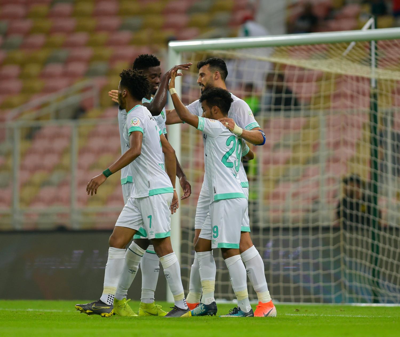 نتيجة مباراة الأهلي والإتفاق بتاريخ 06-02-2020 الدوري السعودي