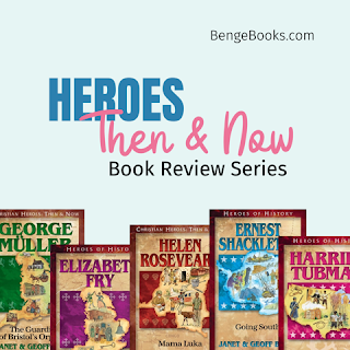 Heroes Then & Now Book Review Series