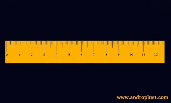 تطبيق القياس للاندرويد